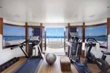 Lady Britt Yacht Rooms