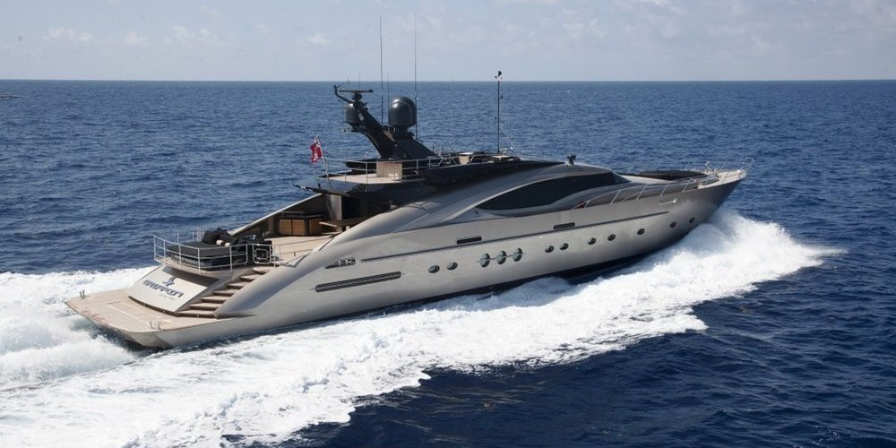 GRIFFIN Yacht Charter Details Palmer Johnson CHARTERWORLD Luxury Superyachts