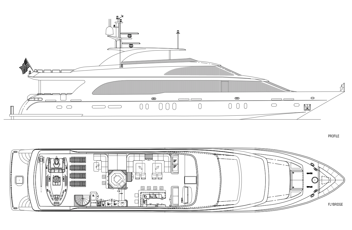 Deck Image Gallery Luxury Yacht Browser