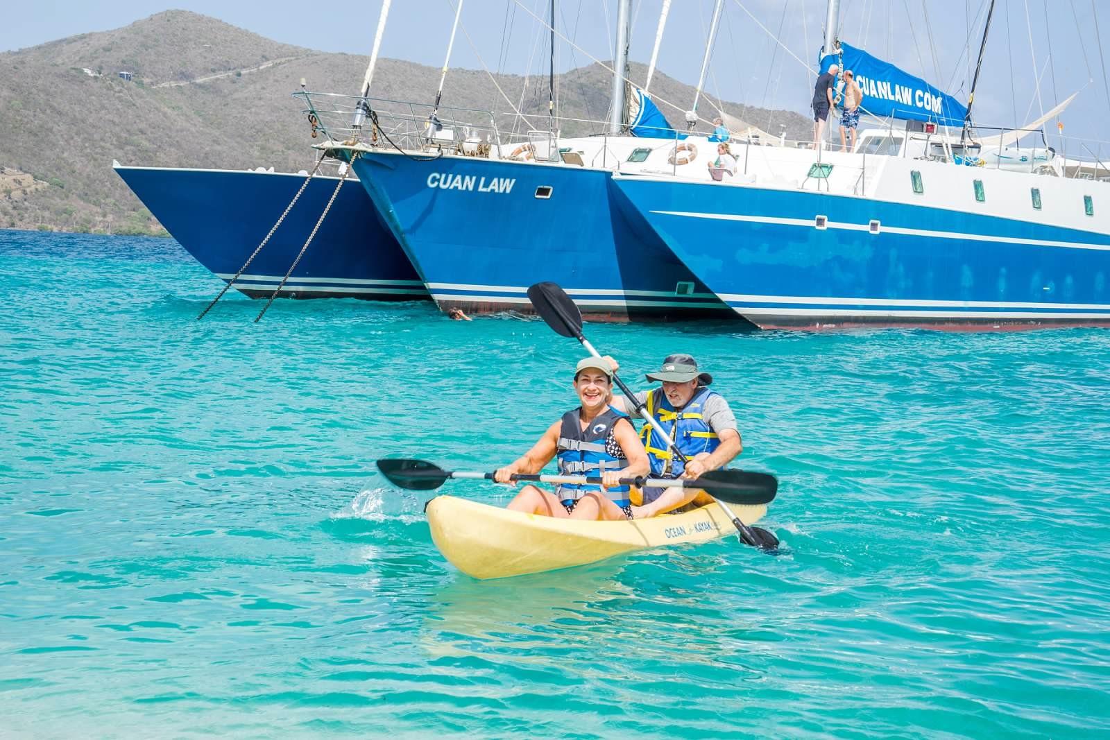 CUAN LAW Yacht Charter Details Custom CHARTERWORLD