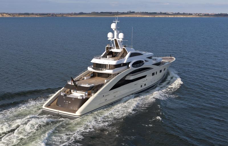 Yacht The ACE Yacht A Lurssen Boat CHARTERWORLD Luxury