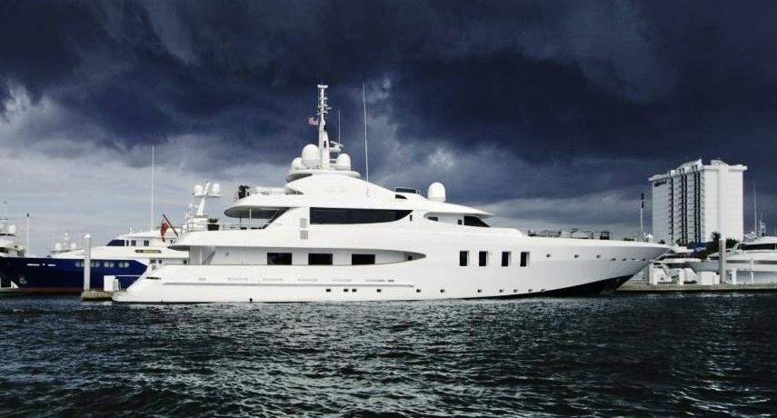 Mega Yacht AZTECA II Nereids Yachts