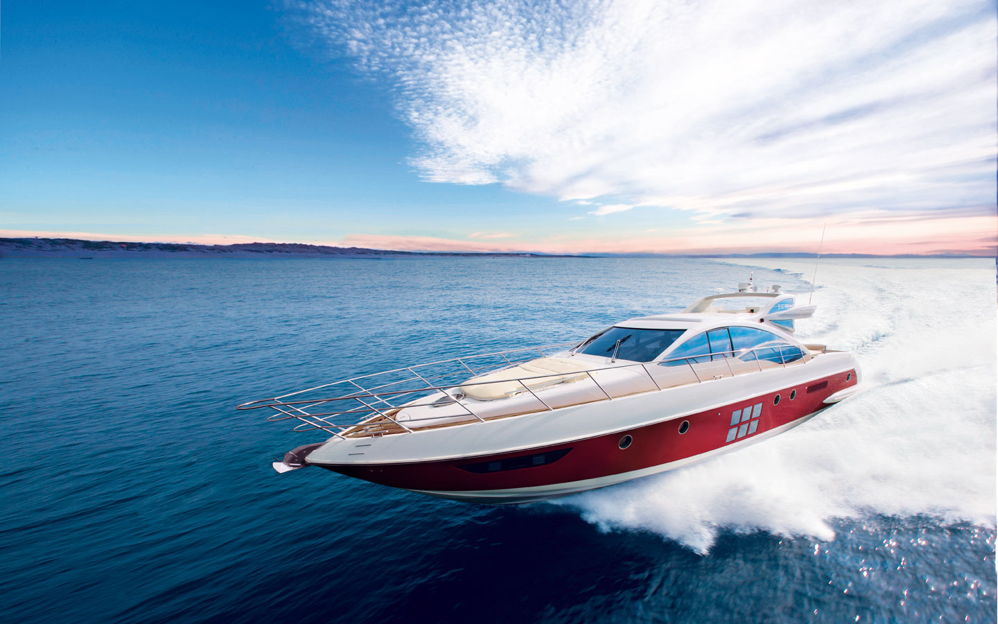 ANDREW Yacht Charter Details Azimut 62S Motor Yacht