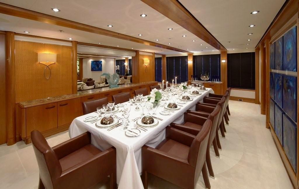 Yacht ICE ANGEL CMN CHARTERWORLD Luxury Superyacht Charters