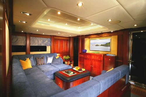 Yacht Crystal Lady Warren Yachts CHARTERWORLD Luxury
