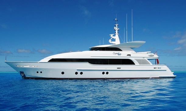 whitsundays yacht