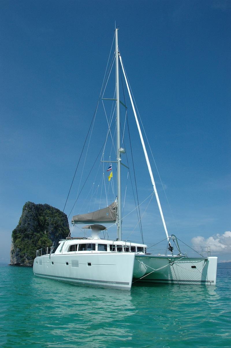 SEA SPIRIT Yacht Charter Details Lagoon 500 CHARTERWORLD Luxury Superyachts
