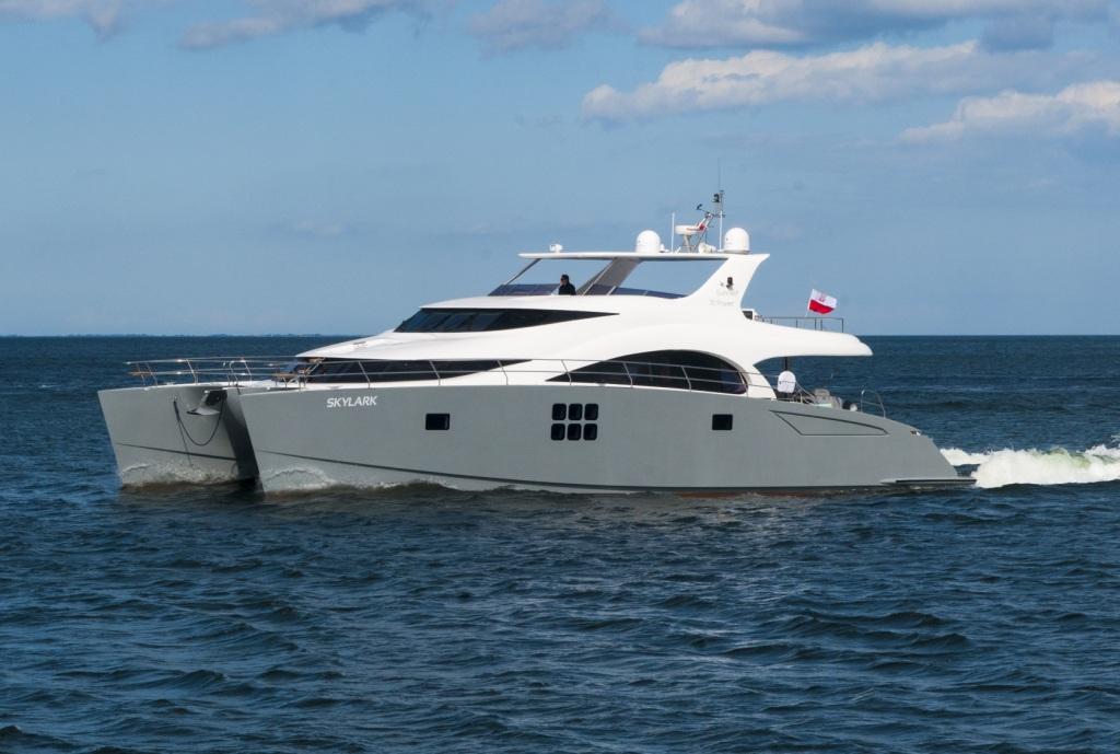 Skylark Yacht Charter Details A 70 Sunreef Power Yacht