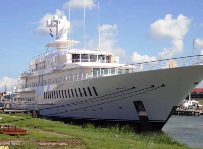 Yacht Fountainhead A Feadship Superyacht CHARTERWORLD