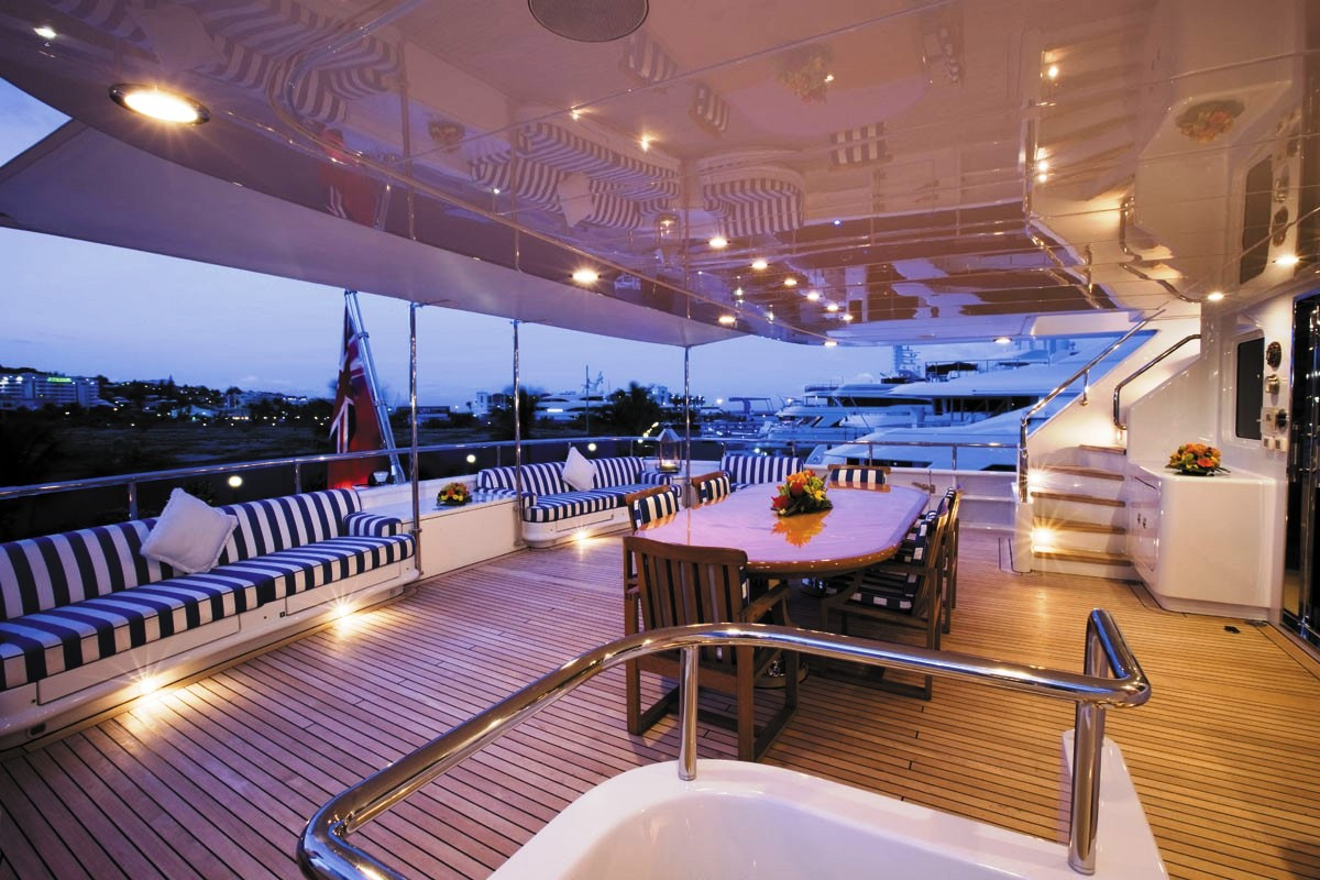 LADY ANN MAGEE Yacht Charter Details Codecasa