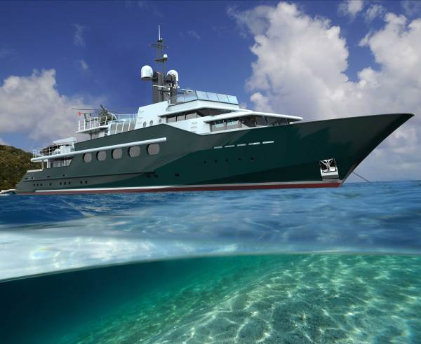 Motor Yacht HIGHLANDER (ex The Highlander) - a ...