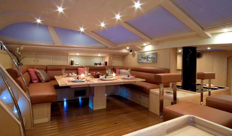 Yacht Oyster 725 An Oyster Superyacht CHARTERWORLD