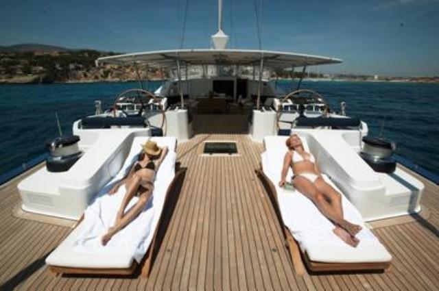 Yacht Mumu Mediterranean Yacht CHARTERWORLD Luxury