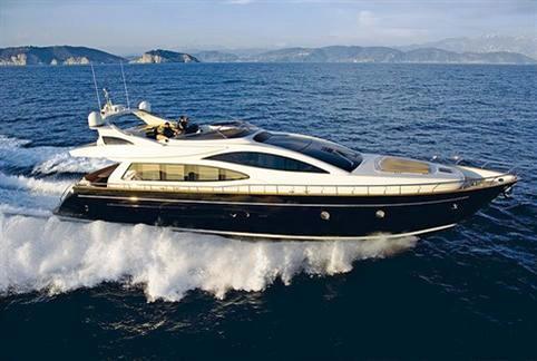 MAVI Yacht Charter Details Riva 75 Venere CHARTERWORLD