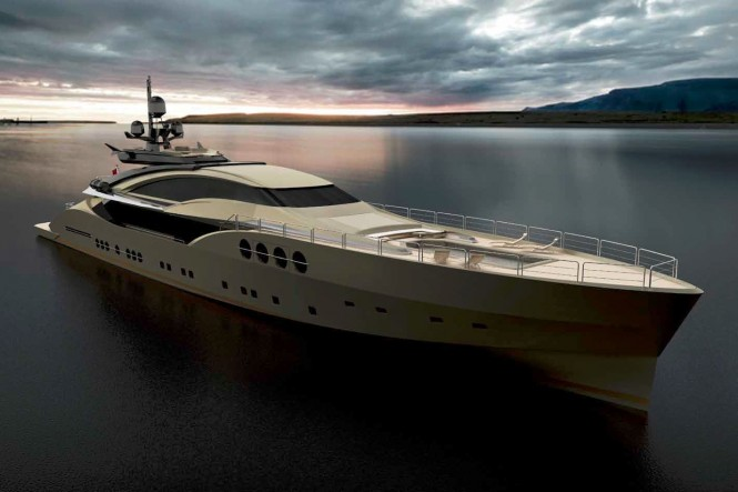 yacht project hermes a