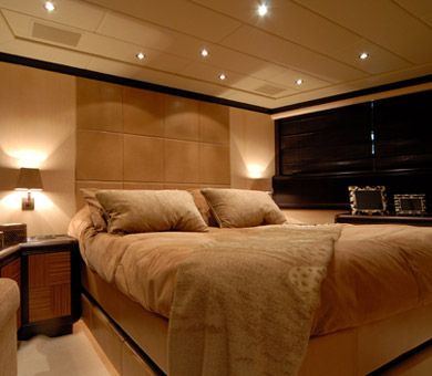 SAMIRA Oscar 2 Twin Bedroom Luxury Yacht Browser By