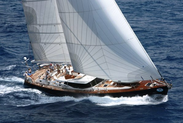 RAVENOUS Yacht Charter Details Oyster Yachts