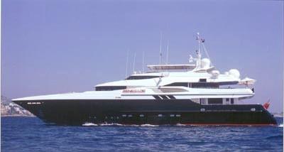 Yacht ROBUSTO Lloyds Ships  CHARTERWORLD Luxury