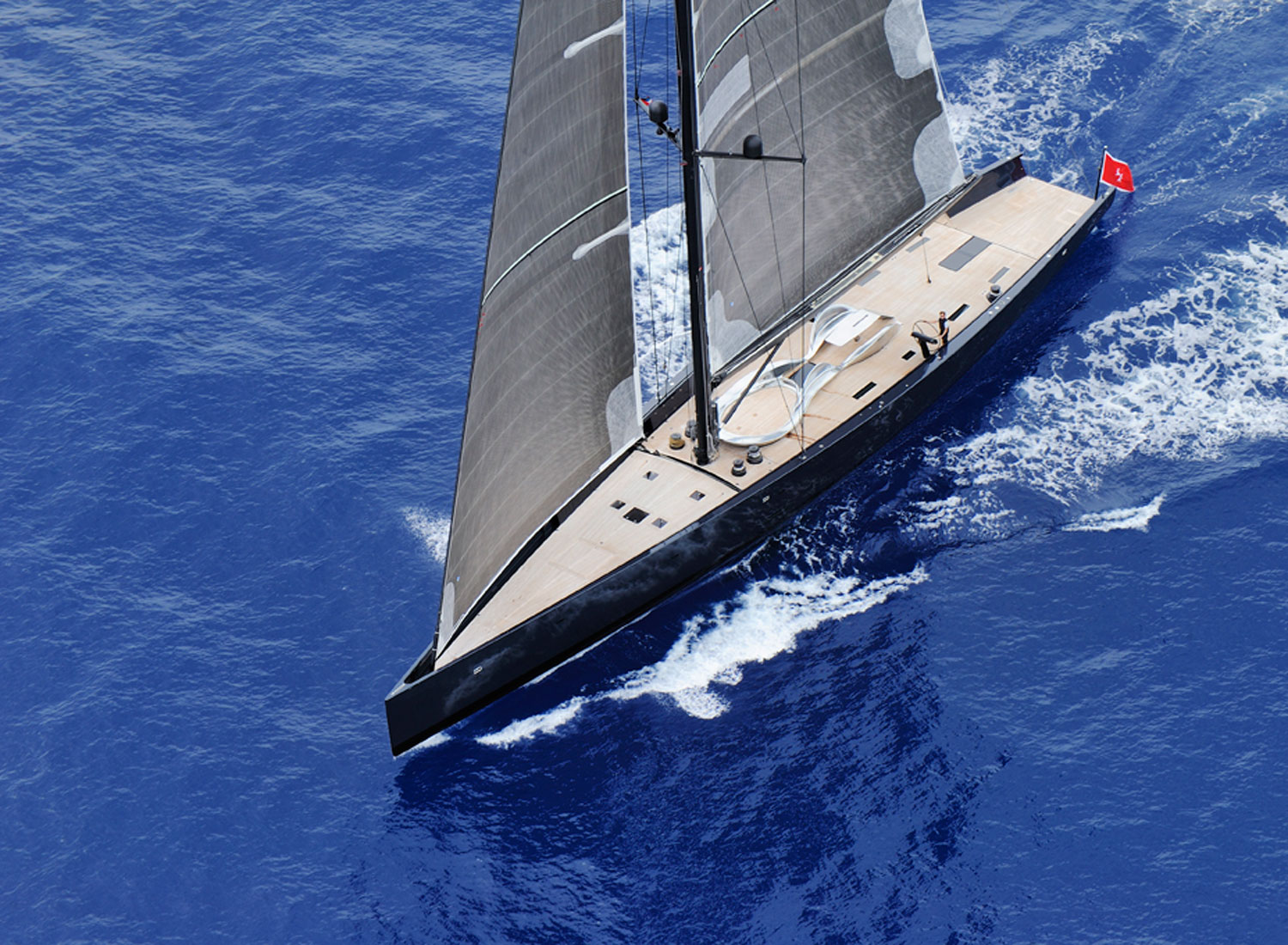 BLACK SAIL Yacht Charter Details Wally Yachts
