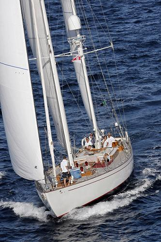 Sailing Yacht KIM Cruising Luxury Yacht Browser By