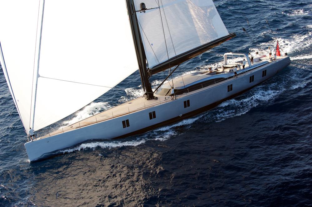 yacht sarissa