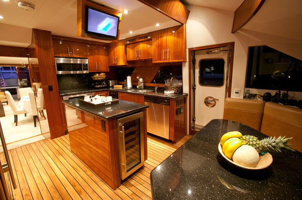 Show Boat Yacht Charter Details Hatteras 78