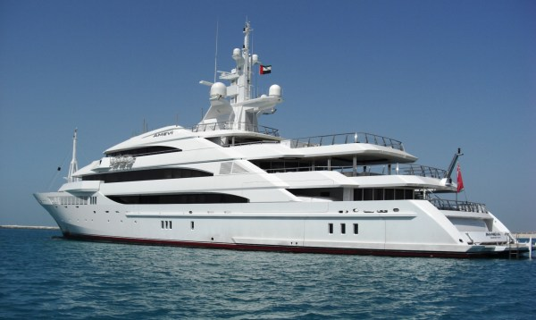 SuperYacht - Amevi – Luxury Yacht Browser | by ...