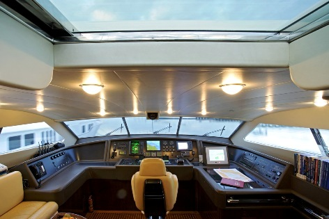 TWO KAY CRN Luxury Mediterranean Yacht