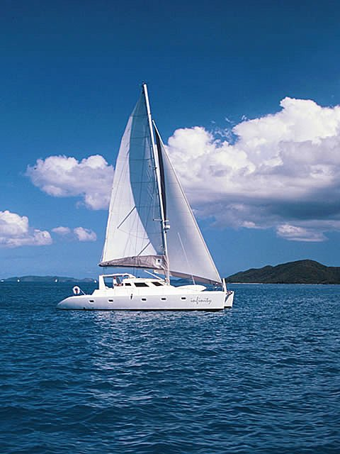 Voyage 500 Catamaran Yacht Charter Details Caribbean