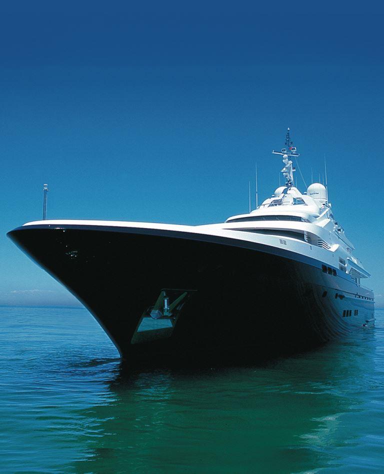 ALASKA OF GEORGE TOWN Yacht Charter Details Shipworks