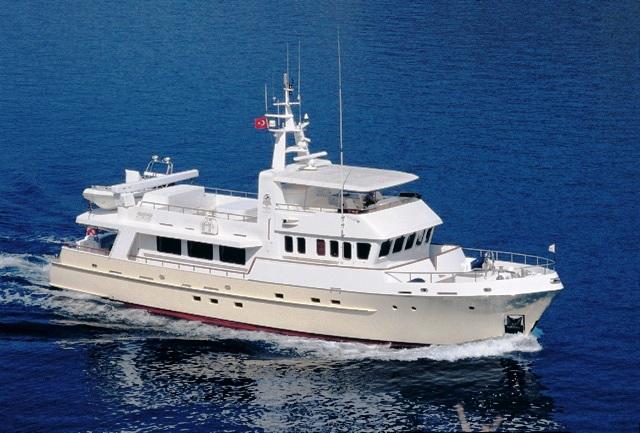 TIVOLI Yacht Charter Amp Superyacht News