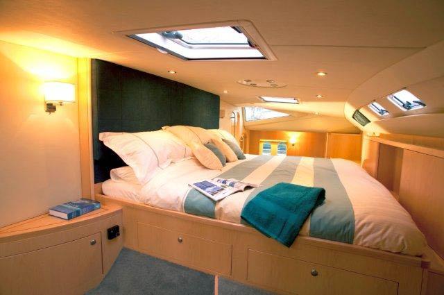 most comfortable sofa bed furniture sofas perth the discovery cat 50 catamaran impresses at lorient ...