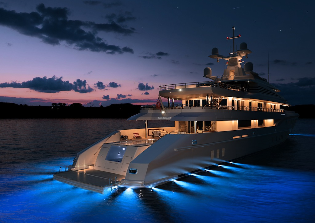 Red SQUARE Luxury Yacht Charter Amp Superyacht News