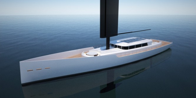 DY 40 by 2Pixel Studio Yacht Design