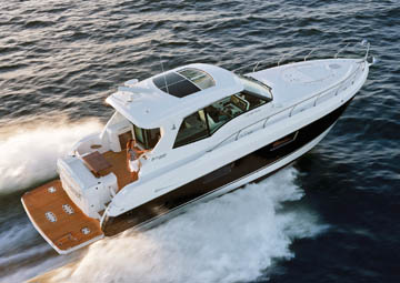 2011 Miami International Boat Show Yacht Charter