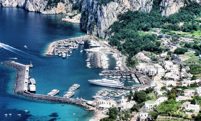 The Most Popular And Expensive Luxury Superyacht Marina