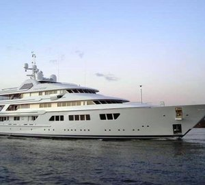 Feadship Super Yacht Lady Britt At Her Christening Yacht