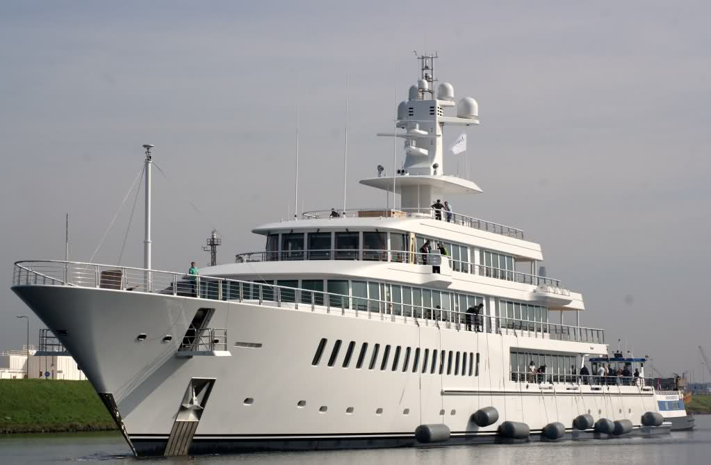 The Feadship XL 88 M Musashi Yacht Pictured Here Is Yacht