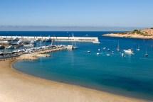 Port Adriano Beach Yacht Charter & Superyacht