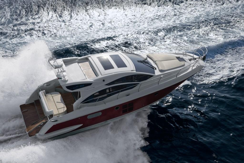 12m Azimut 40 Motor Yacht Yacht Charter Amp Superyacht News
