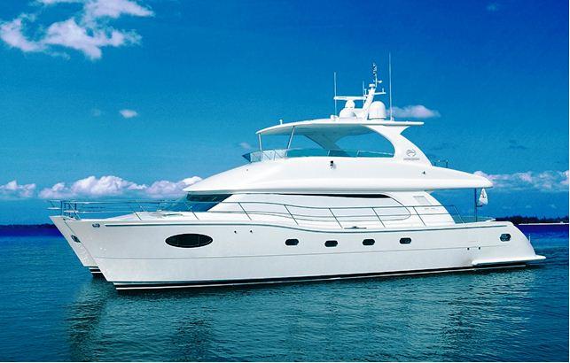 Horizon Catamaran Yacht PC58 Yacht Charter Amp Superyacht News