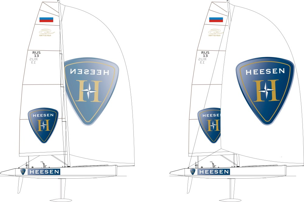 medium resolution of one design racing yacht rc44 credit heesen yachts and synergy
