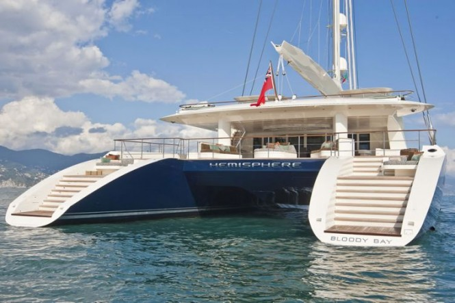 catamaran yacht manufacturers