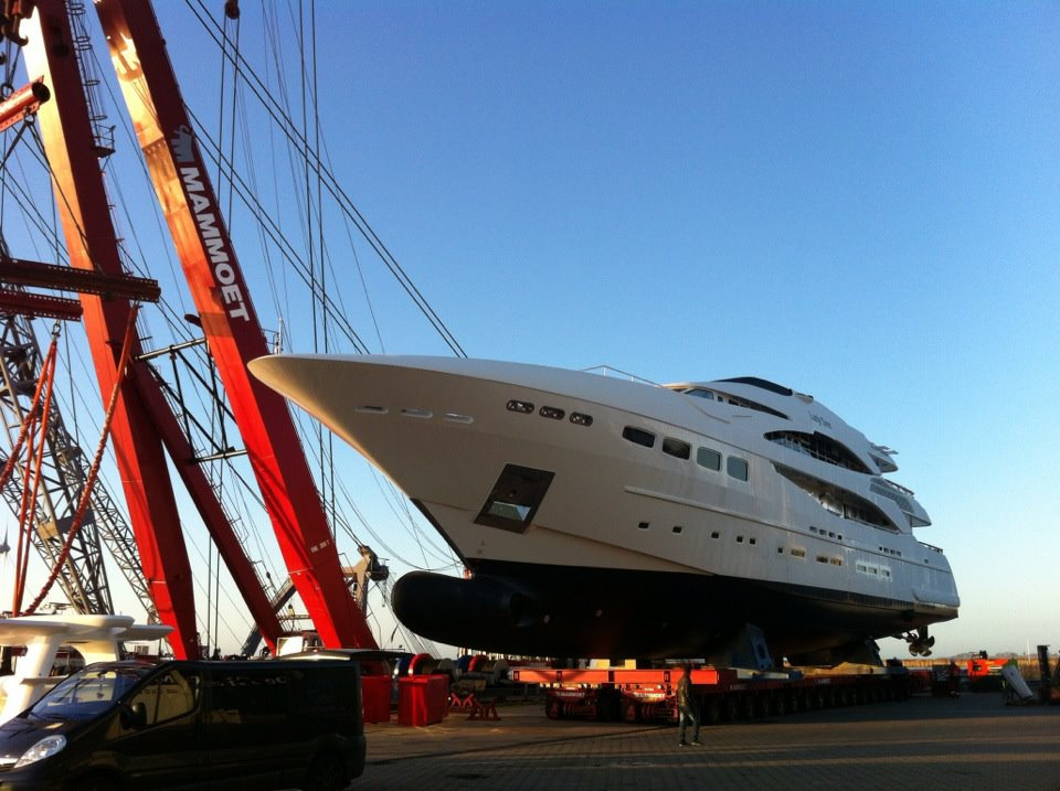 Lady Dee Yacht Charter Amp Superyacht News