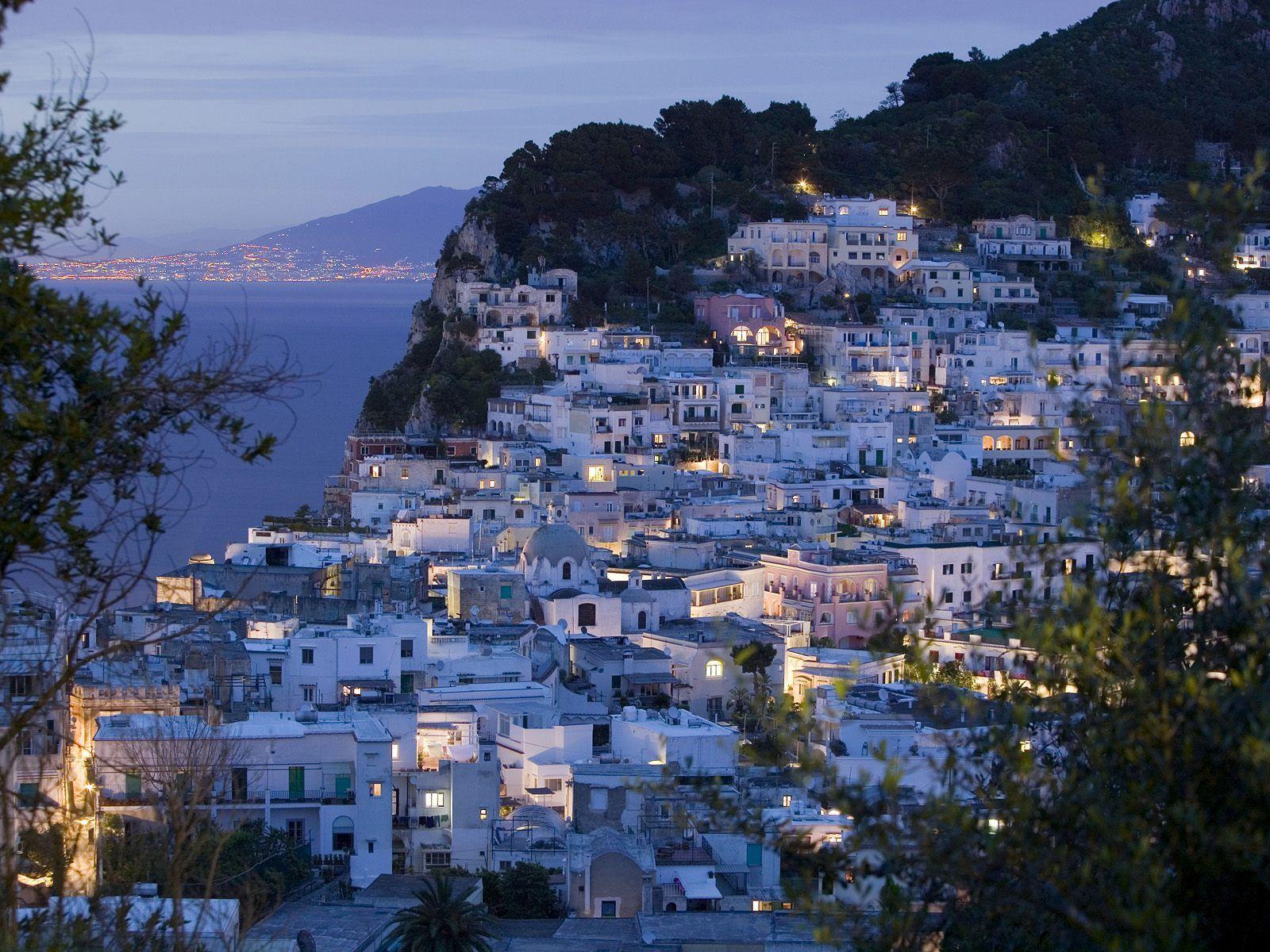 Luxury Yacht Charter Destination Campania Italy