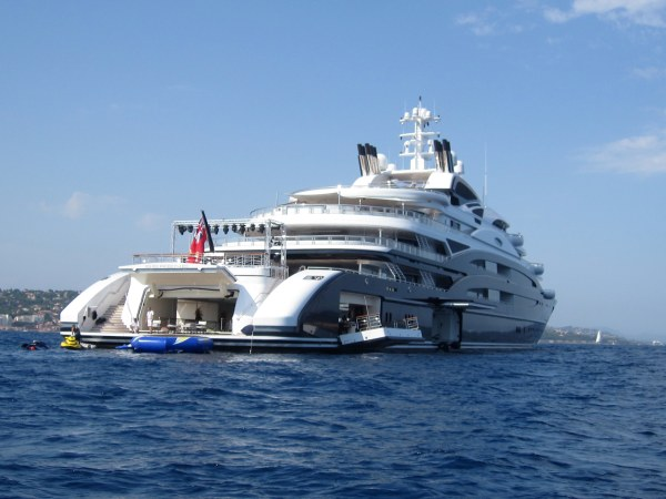 Latest Impressive Luxury Yachts — Yacht Charter ...