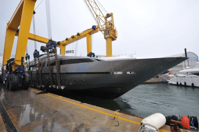 Italyachts 43m Yacht Charter Amp Superyacht News