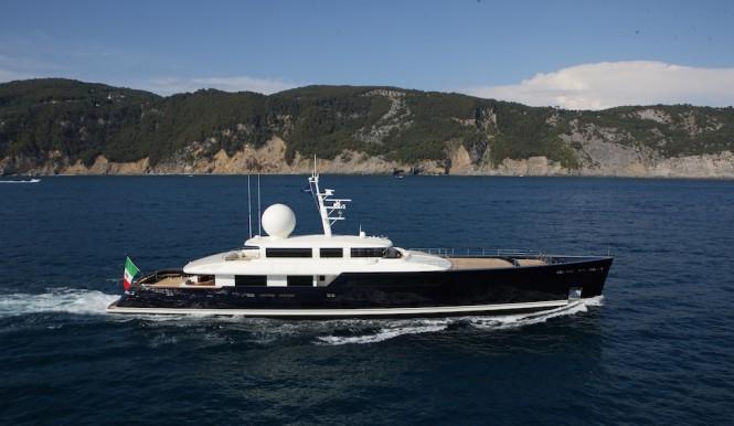 Musashi Luxury Yacht Charter Amp Superyacht News