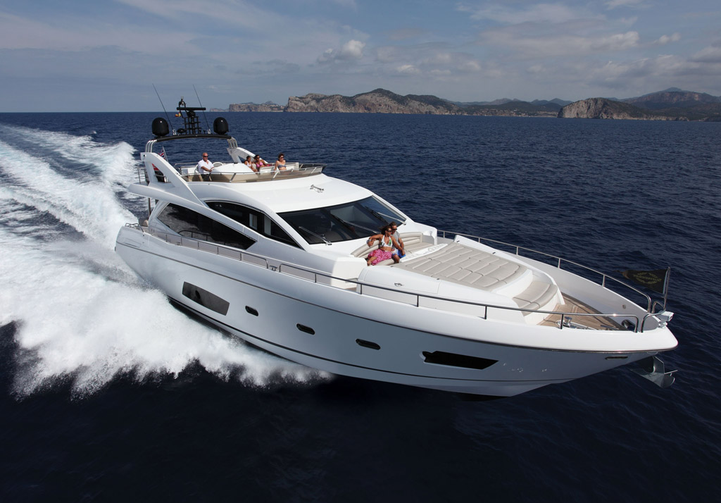 Sunseeker Manhattan 53 Yacht Charter Amp Superyacht News
