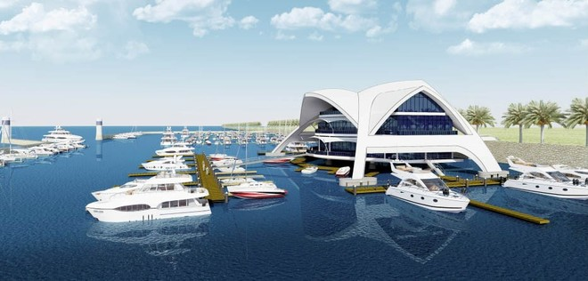 Alphaland Marina Club Yacht Charter Amp Superyacht News